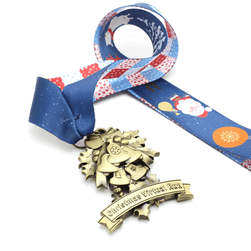 Best Custom Virtual Running Medals Manufacturer